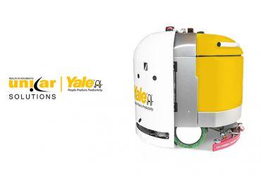 Robot RA660 Navi: il futuro della tecnologia per la pulizia