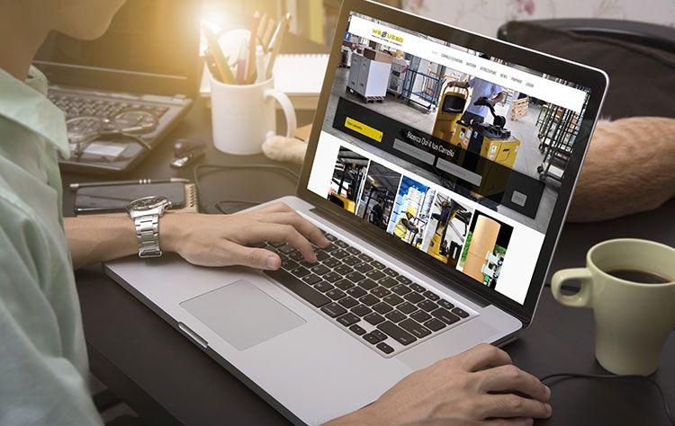 We Store: Uno store Yale online dedicato ai dealer Unicar